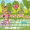 Barbie Bisiklet oyunu