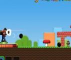 Mario Top Fırlatma
