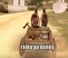 Roma'ya Dönüş