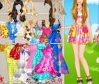 Barbie Bahar Elbiseleri