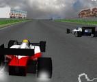 3d Formula yarışı oyna