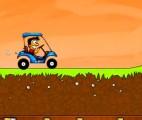 Golf Arabası oyunu