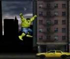 Hulk şehre indi