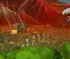 Kanyondaki savaşçı oyunu
