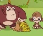 Muz manyağı maymun