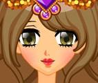 Prensese makyaj yap