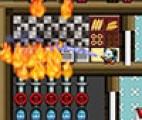 İtfaiyeci Yangın Söndürme