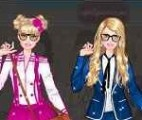 Kolejli Barbie