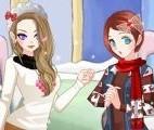 Kış Kıyafetleri Dizayn Oyna