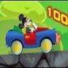 Mickey Mouse Araba
