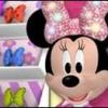 Minnie Mouse Kelebekler