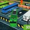 Otobüs Parket 3D