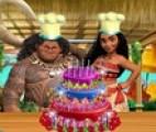 Moana Kek Yapımı