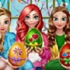 Prensesler Yumurta Eğlencesi