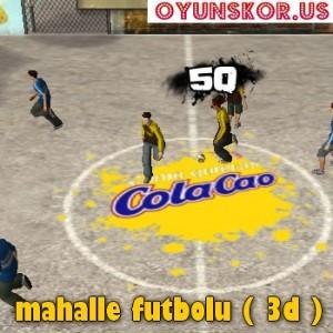 Mahalle Futbolu 3d