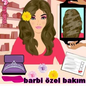 Barbie Özel Bakım