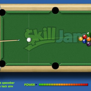 3D Amerikan Bilardo
