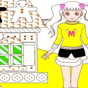 Mimi Barbie Boyama