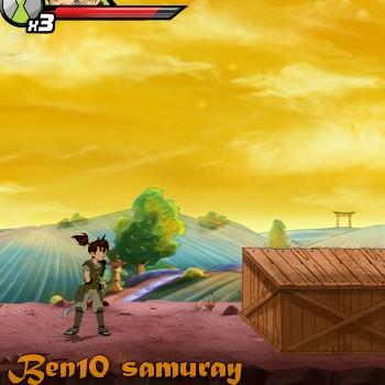 Samuray Ben 10