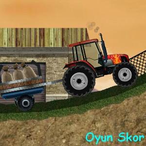 Yük Taşıyan Traktör