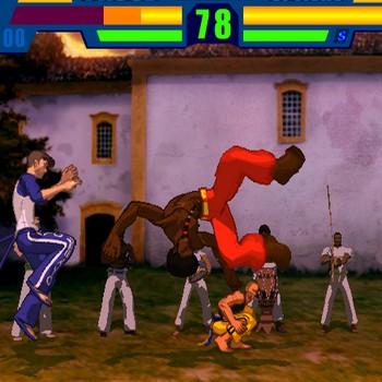 Capoeira Dövüş Oyunu Capoeira Dövüş Oyna Capoeira Dövüş Oyunu Oyna