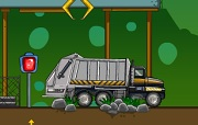 Çöp arabası oyunu