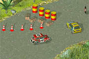 Turbo ralli yarışı