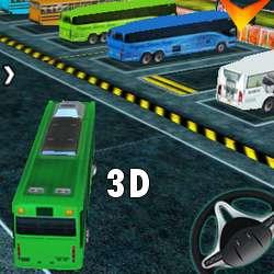 3d Otobüs park etme Yeni