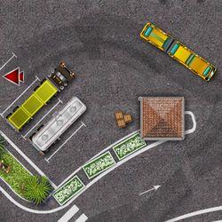 körüklü otobüs