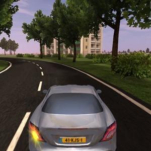 gerçek araba simülasyonu
