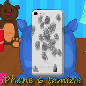 iphone 6 temizle